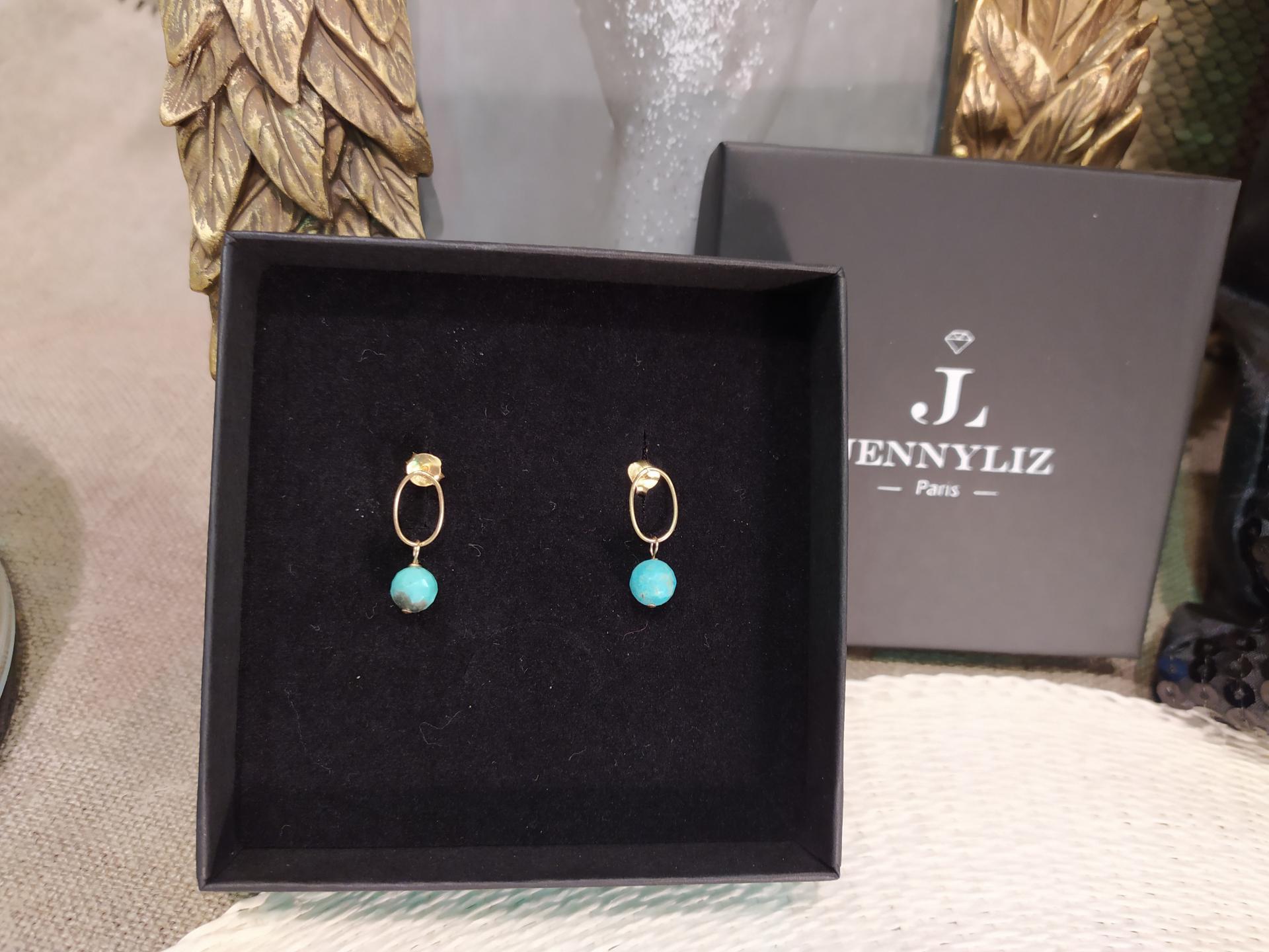 Bo 1 turquoise