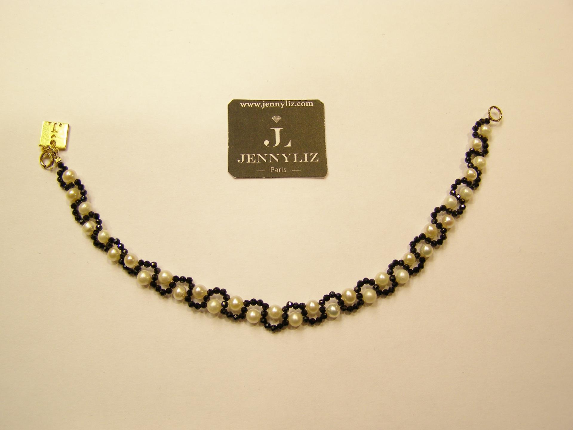 Bracelet channelle 2
