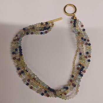 Bracelet en pierres fines ref 337
