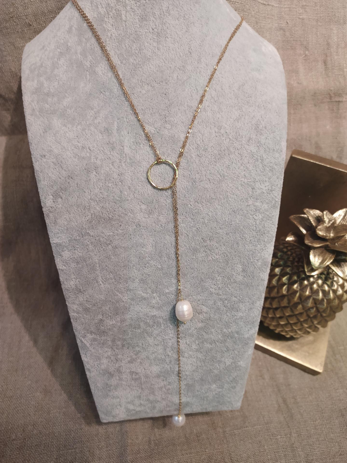 Sautoir ref 192 3 38 gr 135 eur perles baroques d australie 1